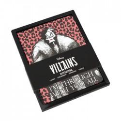 Buy Funko Disney Villains Cruella Deville Notebook in Kuwait | Buy Online – Xcite