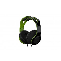 VoltEdge TX30 Wired Over-Ear Gaming Headphone For Xbox One - Black/Green