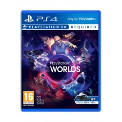 PlayStation VR Worlds – Playstation 4 Game