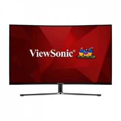 """Buy ViewSonic 165Hz 32"""" Curved Gaming Monitor (VX3258-PC-MHD) in Kuwait 