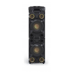 WANSA VX6002 Bluetooth Music System - Front View