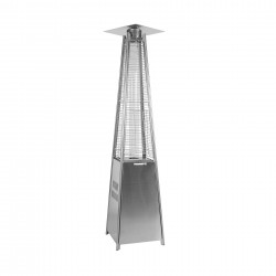 Wansa Pyramid Patio Heater (W-1501) - Stainless Steel