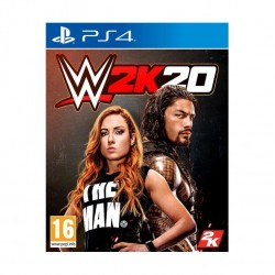 WWE 2K20 Regular Edition - PlayStation 4 Game