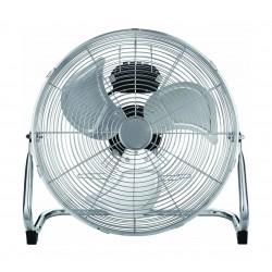 Wansa Metal Floor Fan - 100W - 16-Inch (AF-2702)