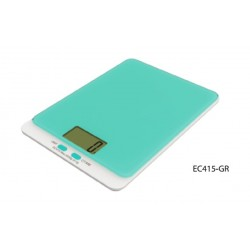 Wansa EC415-GR 5Kg Digital Kitchen Scale - Blue