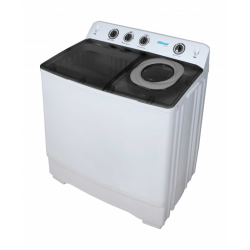 Wansa Gold 14Kg Twin Tub Washing Machine (WGTT14-T4BLKWH-C10)