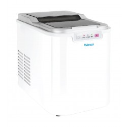 Wansa 120W 2.2L Ice Maker – White