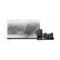 Wansa 55 inch Ultra HD Smart LED TV WUD55G8856SN + Sony DVD Home Theatre System 5.1CH 300W