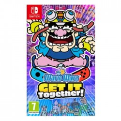 WarioWare Get It Together Nintendo Switch Game age rating 7 up to 4 players