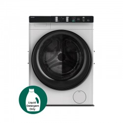 Toshiba 8KG 18 Programs Front Load Washer/Dryer (TW-BH90W4B) - White