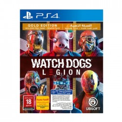 Watch Dogs Legion : Gold Edition - PlayStation 4 Game