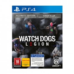 Watch Dogs Legion : Ultimate Edition - PS4 Game in Kuwait | Buy Online – Xcite