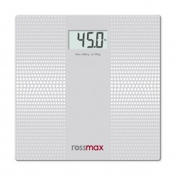 Rossmax WB101 Glass Personal Electronic Scale (Super Slim)