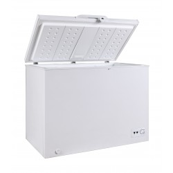 Wansa Chest Freezer 9 Cubic Feet 258 Liters - White (WC-258-WTC62) - White