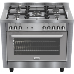 Wansa 90x60CM 5 Burner Gas Cooker (WCI10502324XA) - Stainless Steel