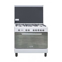 Wansa 90x60cm Gas Cooker (WCI9502124WA) – White