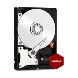 Western Digital Red 6TB 5400 rpm SATA 3.5-inch Internal NAS HDD (WDBMMA0060HNC)