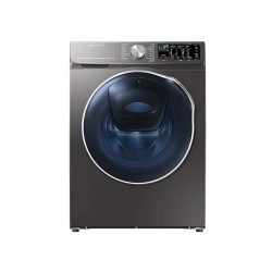 Samsung 10KG Front Load Washer Dryer (WD10N64FR2X) - Silver