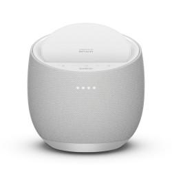 Belkin SOUNDFORM ELITE Hi-Fi Smart Speaker with Wireless Charger - White
