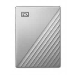 Western Digital My Passport 4TB Ultra Hard Drive (WDBFTM0040) - Grey
