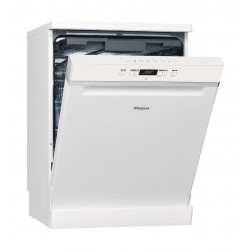 Whirlpool 8-Programs 14-Settings Free-Standing Dishwasher (WFC-3C26-F-UK) - White