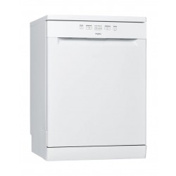 Whirlpool 5-Program 13-Settings Free-Standing Dishwasher (WFE-2B19-UK) - White