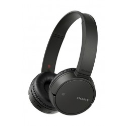 Sony Wireless On-Ear Headphones (WH-CH500) - Black