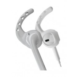 Earhoox Silicone Earbud Attachement - White 1st view