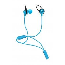 Wicked Audio Bandido Bluetooth Earbuds Headphone - Blue
