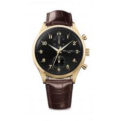 William L Small Chronograph Watch - WLOJ02NROJCM