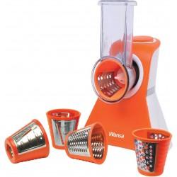 Wansa Food Slicer F-2003- 150W-Orange