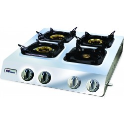 Wansa TE-0001 Gas Stove 4 Burners