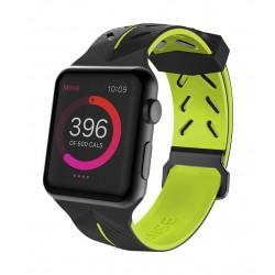 X-Doria Actionband 42mm Apple Watch Strap (459204) - Black