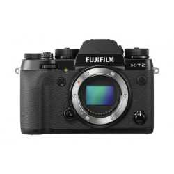 Fujifilm X-T2 Mirrorless 24.3 MP Digital Camera (Body Only)