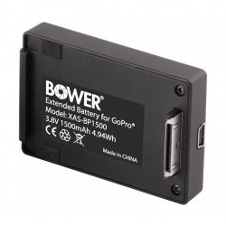 Bower Xtreme Action Series Battery Pack For GoPro H3/4 (XAS-BP1500)