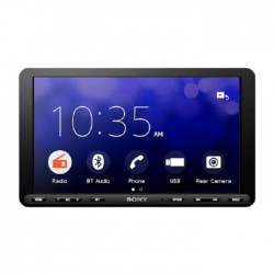 "Sony 8.95"" Bluetooth/USB Media Car Receiver + 3-Way Coaxial in Kuwait   Buy Online – Xcite"