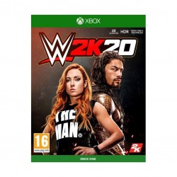WWE 2K20 Regular Edition - XBOX ONE Game