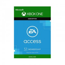 EA Access 12-Months Membership For Xbox (US Account)