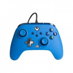 PowerA Enhanced Xbox Series X|S Blue Wired Controller in Kuwait | Buy Online – Xcite