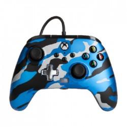 PowerA Enhanced Xbox Series X|S Metallic Blue Camo Controller in Kuwait | Buy Online – Xcite