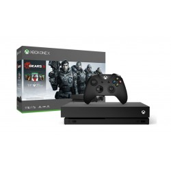 Xbox One X 1TB Gaming Console + Gears 5 DLC