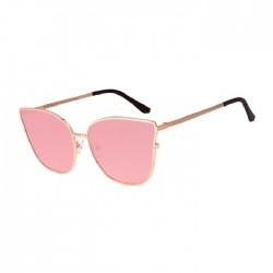 Chilli Beans Square Gold Sunglasses - OCMT3028