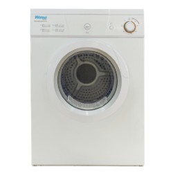 Wansa Gold WGFVD603 Air Vented Dryer 6kg - White