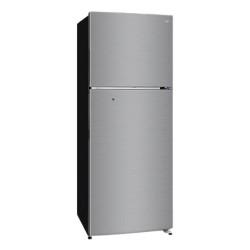 Haier 20 CFT Top Mount Refrigerator (HRF-580FI DP) - Silver