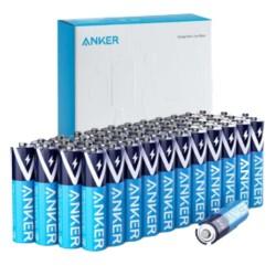 Anker Alkaline AA Batteries Jumbo Pack - (100 Packs)