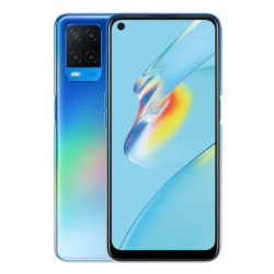 Oppo A54 64GB Phone - Blue