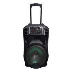 Wansa 30W PartyLight 12-inch Bluetooth Trolley Speaker (TMS-1250)