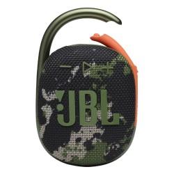 JBL Clip 4 Portable Wireless Speaker – Squad