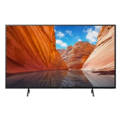 Sony Series X80J 65-inch 4K Android LED TV (KD-65X80J)