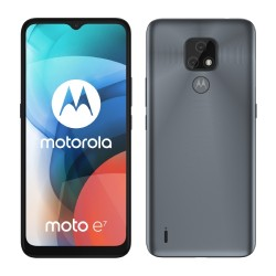 Motorola Moto E7 64GB Phone - Mineral Grey